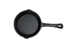 YNNI Universal Small Cast Iron Pan TQZTKPS