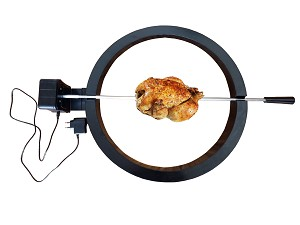 Rotisserie Kit 21 inch Electric TQKTZ21
