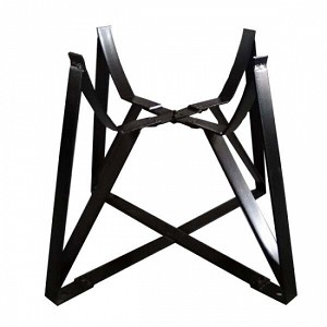 "Stand Black powder Coated for 23"" Grill"